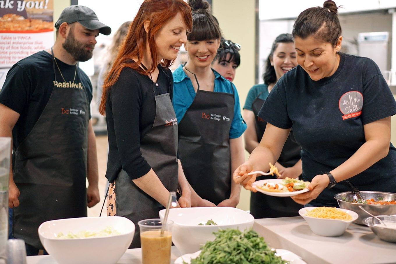 YWCA Recipe for Change | The Generator Social Media Marketing | Hamilton Ontario Picture 4